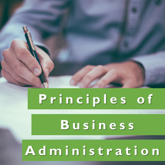 Principles of Business Administration Level 2